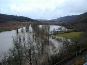 MONT SANV crue vallée 04.02.03 - V. Lavergne